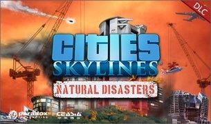 都市:天际线 - 自然灾害