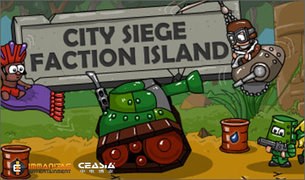 城市围攻:斗争岛