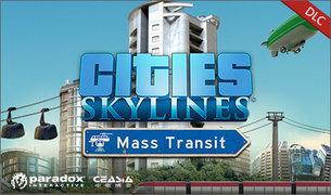 都市:天际线 - 公共交通